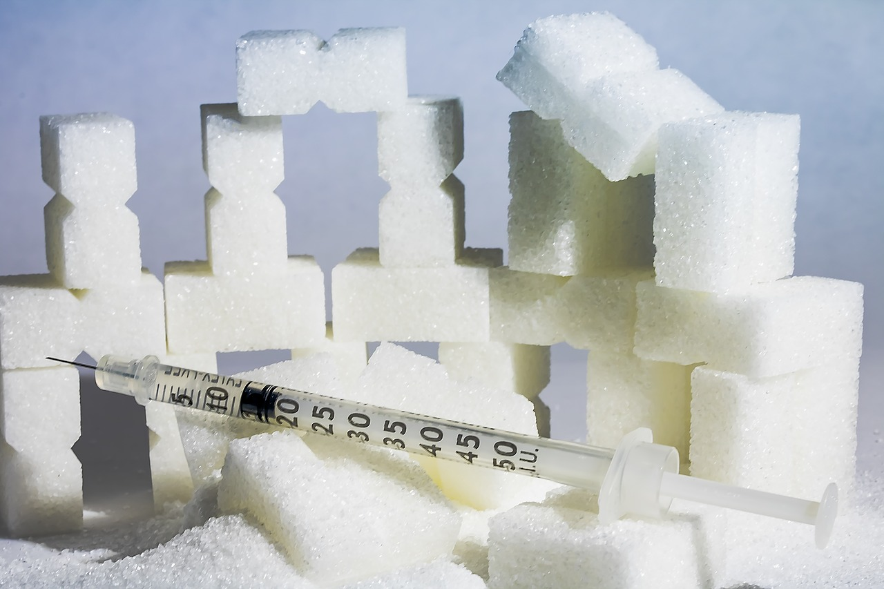 インスリンの働きを味方につけて体脂肪を増やさずに筋肉をつける方法